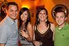David Siskin, Kim Hales, Marcee Kruer, and Kris Johnson were having a good time.