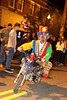 Various scenes and random faces in the crowd during the annual Caufield's Parade along Baxter Avenue on Friday night.