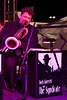The Syndicate backs vocalist Jack Garrett with a mix of classic Jazz from the Gastby Era.