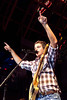 Easton Corbin plays to an enthusiastic crowd as part of another packed Hot Country Nights at Fourth Street Live.