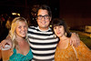 Michelle Noe, Derrick Mulcahy, and Kristen Schmidt are all about some good times.