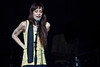 Grammy Award winning artist Fiona Apple brought her angst-pop to the Palace Theatre on Friday night to a crowd of loyalist fans.