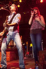 """With a Top-5 Hit in the song (Kissed You) Good Night, and their latest album """"A Thousand Miles Left Behind"""" debuting at #2 on the Billboard Country Albums Chart, sensation Gloriana rocked the crowd for one last installment of the summer series Hot Country Nights at Fourth Street Live."""