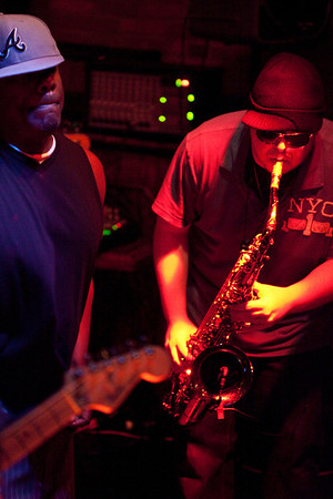The Jaystorm Project brought their groovy beats and hip hop stylings to the tap room at Phoenix Hill Tavern.