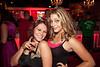 Jessica Maycott and Elisa Ferguson were having a good time.