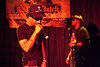 B. Stille and Clutch of The Nappy Roots entertained the crowd in the Saloon at Phoenix Hill Tavern on Saturday night as part of a Forecastle Fest After-Party.