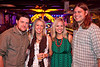 Brandon Tait, birthday celebrant Kate Jackson, Sabryna Lugge and Josh Fahrney were up from Nashville to enjoy Louisville's night life.