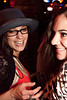 Tatiana Zolpa and Heather Warren keep the good times rolling.