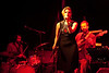 Featured vocalist Lady Rizo was a crowd favorite with her sultry moves and high energy performance.