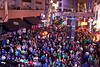 A combination of NCAA basketball action and St. Patrick's Day partying had Fourth Street Live filling up and staying full for several hours on Saturday night.