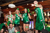 The crowd was shoulder-to-shoulder and the liquor flowed heavy as patrons filled Sully's Saloon on Saturday night to celebrate another St.Patrick's Day.