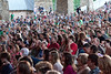 Iroquois Amphitheater was the spot on Saturday night as a sold-out audience packed in to see The Shins concert.