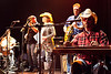 The Truck Stop Tribute Band blended master musicianship, comic relief, and a dose of classic country to entertain the crowd at Headliners Music Hall on Saturday night.