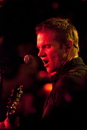 Wax Factory hit the stage on Saturday night at Phoenix Hill Tavern as frontman Jason Hobbs provided his final performance with the popular band.