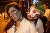 Gin Feldman and David Costello are veterans of the Zombie Attack.