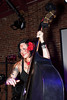 Event headliner Vice Tricks brought their high-energy, bass thumping style to an enthusiastic crowd of loyalist fans as part of the Zombies, Burlesque, & Psychobilly...Oh My at Diamonds Pub Concert Hall on Friday night.