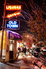 Random scenes and various faces in the crowd during the Annual--and very chilly--Bardstown Road Aglow.