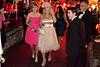 Miranda Lambert makes her grand entry.