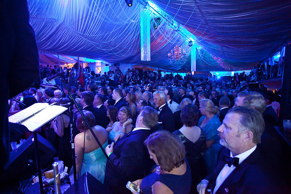 Various scenes and random faces in the crowd at The Annual Barnstable Brown Derby Party.
