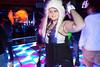 April Hack gets down on the dance floor.