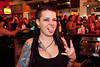 Random scenes and various faces in the crowd at the Buckcherry concert at Fourth Street Live on Saturday night.