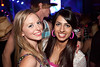 Marissa Heavrin and Miss Sahiba were a couple of pretty faces in the crowd.