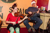 The sing-along stylings of the musical duo Drunk & Sailor provided a dose of entertainment on a cold Tuesday night at the Haymarket Whiskey Bar.