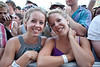 Random scenes and various faces in the crowd at Forecastle Fest 2013 Day Two.