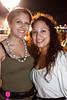 Erica Maggio and Tiffany Fozada make the scene.