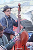 The Whiskey Bent Valley Boys were one of several bands to entertain the crowds at GonzoFest.