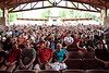 Random scens and faces in the crowd at the Gregg Allman concert at Iroquois Amphitheatre on Wednesday night.