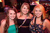 Kayla Jones, Elizabeth Watron, and Shelby Stephens were ready for some live music.