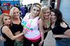 Martinique Hall, Sara Self, Leah Glover, Brianna Ashley, and Amanda Barnes came to party.