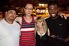 Drew Carter, Ben Eiden, Anna Marie Blanton, and Jecorey Arthur came for some good times.