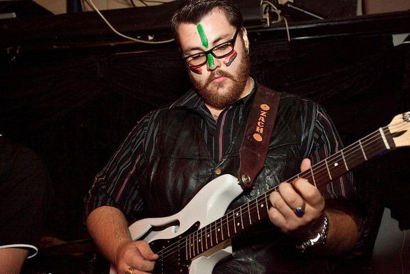 Local favorites and eclectic band-on-the-rise Jack Holiday & The Westerners performed a special send-off show at the Monkey Wrench for departing drummer Kelsey Lee on Saturday. Lee is bound for Africa.