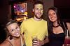 Glory Schlise, Billy Zane, and Kayla Pliass know how to party.