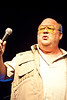 The Kyle Gass Band headlined the evening. Gass was partner to Jack Black in the HBO series Tenacious D.
