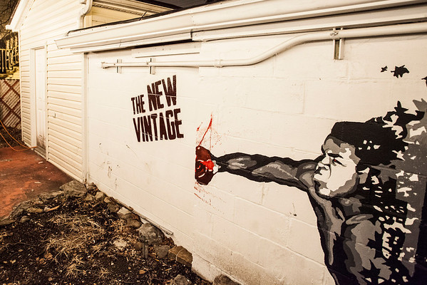 The details and decor of The New Vintage on Preston always draw the eye.