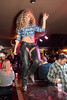 A whole lot of bar-dancing and bull-riding on a Saturday night at PBR-Fourth Street Live.