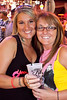 Katie Wheatcraft and Crystal Chesser were happy to be there.