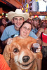 Scott and Katrina Davis of Fredericksburg, IN met at a Fourth Street Live Country Concert in 2005, and were married in 2007.