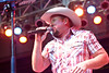 Tate Stevens brought his style to the latest installment of the Hot Country Nights Concert series at Fourth Street Live on Friday night.