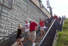 Random scenes and various faces in the crowd during UofL Football tailgating at Papa John's Stadium.