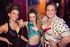 """Random scenes and various faces in the crowd during the Art Sanctuary presents """"Va Va CarniVale"""" featuring the Va Va Vixens at Headliners Music Hall on Friday night."""