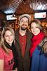 J.T. Hale, Matthew Kraig, and Bryn Turner found good times on a Saturday night.
