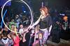 Alexandria O'Daniel works the stage.