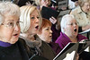 The Joyous Singers, a community-based chorus for those 55+ years in age, held a dress rehearsal on Thursday morning for their upcoming performances at Christ Church United Methodist.