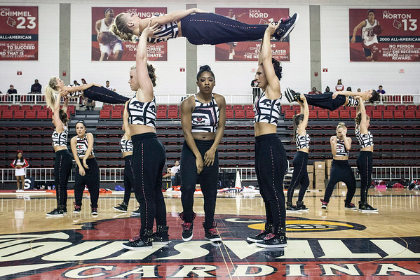 The crowd favorite hip-hop performance was the final act for the dance team.