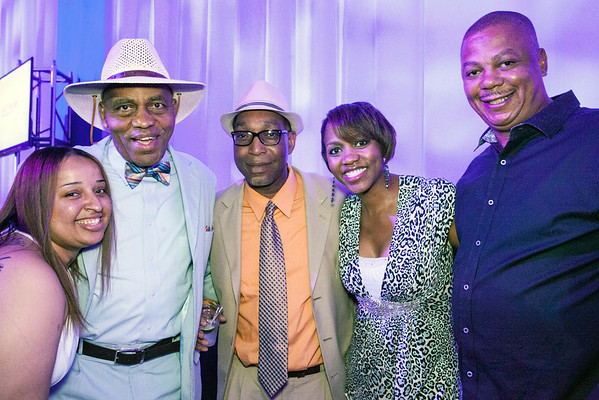 Random scenes and various faces in the crowd during the annual Darrell Griffith Foundation Experience Derby Party at the Kentucky International Convention Center.