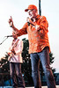 The Beach Boys headlined on the Main Stage of the annual Abbey Road On The River Festival Sunday night packing the lawn with thousands of loyal fans.